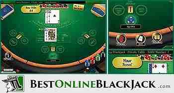 blackjack online games bonus